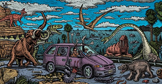 Cruisin' the Fossil Coastline-Ray Troll-1200x627.jpg