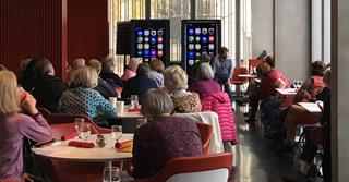 Senior Social: Smartphone Training for Seniors