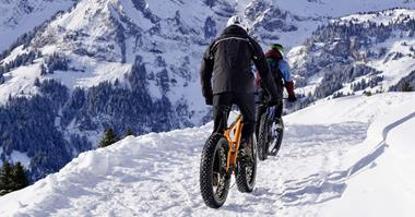 Snow Flyers Program: Fat Bikes with Harrison Law