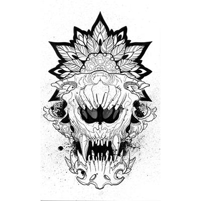 Tattoo Drawing Kevin Harden