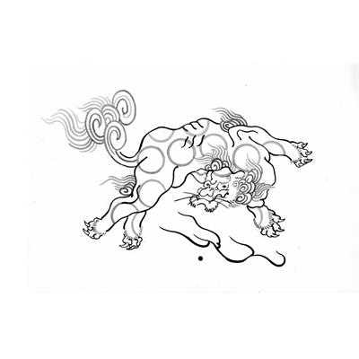 Tattoo Drawing Kein Cruser Tattoo Drawing002 (1)